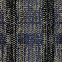 World Woven - Summerhouse Brights Cobalt/Black variation 1 | Carpet tiles | Interface USA