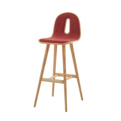 Gotham Woody | SG 80 I | Tabourets de bar | CHAIRS & MORE SRL