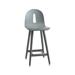 Gotham Woody | SG 65 | Sgabelli bancone | CHAIRS & MORE