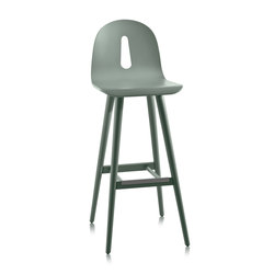 Gotham Woody | SG 80 | Bar stools | CHAIRS & MORE SRL