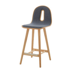 Gotham Woody | SG 65 I | Sgabelli bancone | CHAIRS & MORE