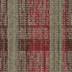 World Woven - Summerhouse Brights Paprika/Natural variation 1 | Carpet tiles | Interface USA