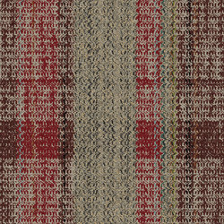 World Woven - Summerhouse Brights Paprika/Natural variation 2 | Carpet tiles | Interface USA