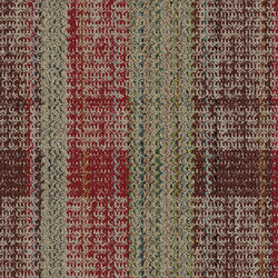 World Woven - Summerhouse Brights Paprika/Natural variation 3 | Carpet tiles | Interface USA