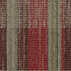 World Woven - Summerhouse Brights Paprika/Natural variation 5 | Carpet tiles | Interface USA