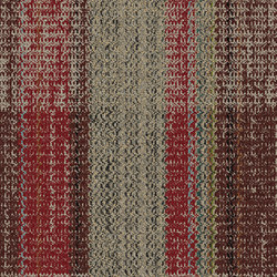 World Woven - Summerhouse Brights Paprika/Natural variation 6 | Carpet tiles | Interface USA