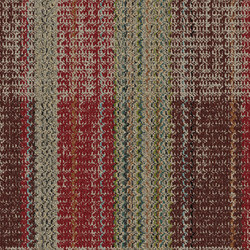 World Woven - Summerhouse Brights Paprika/Natural variation 7 | Carpet tiles | Interface USA