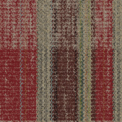 World Woven - Summerhouse Brights Paprika/Natural variation 8 | Carpet tiles | Interface USA