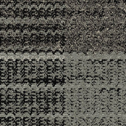 World Woven - Summerhouse Shades Black variation 1 | Carpet tiles | Interface USA