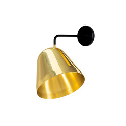 Tilt Wall Brass | Wall lights | Nyta