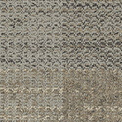 World Woven - Summerhouse Shades Linen variation 6 | Carpet tiles | Interface USA