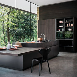 Maxima 2.2 | Composition 1 | Fitted Kitchens | Cesar