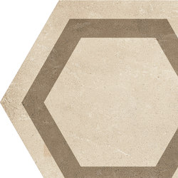 Domme | Lods Mix Cream | Floor tiles | CARMEN