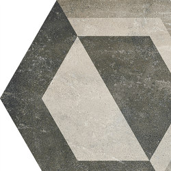 Domme | Lods Mix Grey | Ceramic tiles | CARMEN