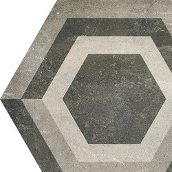 Domme | Lods Mix Grey | Floor tiles | CARMEN