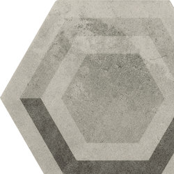 Domme | Lods Mix Grey | Bodenfliesen | CARMEN