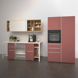 Buffet | Banco A Parete | Modular kitchens | Estel Group