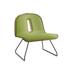 Gotham Woody Lounge | Loungesessel | CHAIRS & MORE SRL