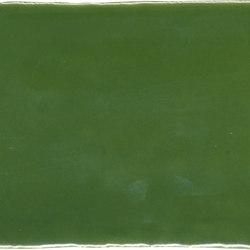 Mediterranean | Bullnose Green | Ceramic tiles | CARMEN