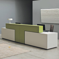 Bridge | Reception desks | Estel Group