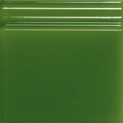Mediterranean | Zocalo Green | Ceramic tiles | CARMEN