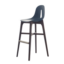 Gotham W | SG 80 | Bar stools | CHAIRS & MORE SRL