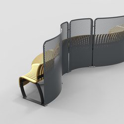 Radius Divider | Space dividing systems | Green Furniture Concept