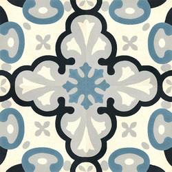 Cement Tile Montpellier | Concrete tiles | Original Mission Tile