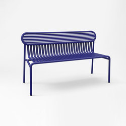 Week-End | Bench | Garden benches | Petite Friture