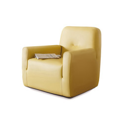 Clubina Contract | Armchair | Sillones lounge | Estel Group