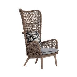 InOut 630 | Garden armchairs | Gervasoni
