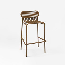 Week-End | Tabouret Haut Grand | Tabourets de bar | Petite Friture