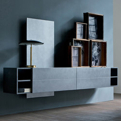 Contatto | Sideboard | Wall storage systems | Estel Group