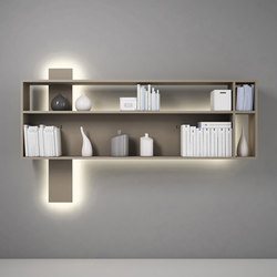 Contatto | Sideboard | Shelving | Estel Group