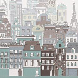 Chelsea   Carta parati / tappezzeria   LONDONART
