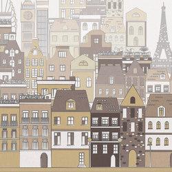 Chelsea | Carta parati / tappezzeria | LONDONART