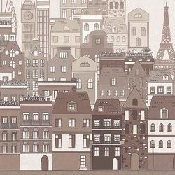 Chelsea | Revestimientos de paredes / papeles pintados | LONDONART