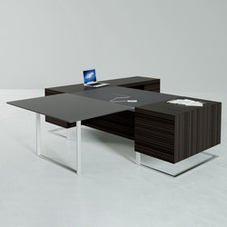 Deck | Executive Desk | Bureaux | Estel Group