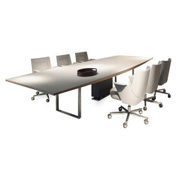 Deck | Meeting Table | Konferenztische | Estel Group