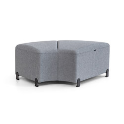 Bend 10 | F25 | Modular seating elements | actiu