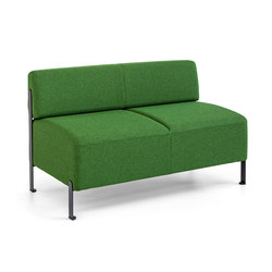 Bend 20 | F51 | Modular seating elements | actiu