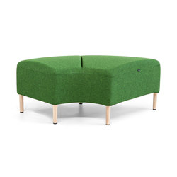 Bend 30 | F64 | Modular seating elements | actiu