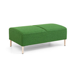 Bend 30 | F61 | Modular seating elements | actiu
