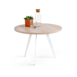 Bend | FM55 | Lounge tables | actiu