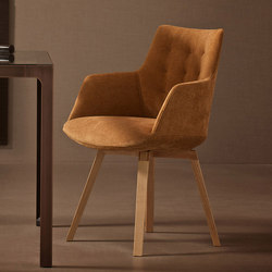 Divina | Chair | Visitors chairs / Side chairs | Estel Group