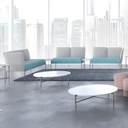 Dolly | Bench System | Waiting area benches | Estel Group