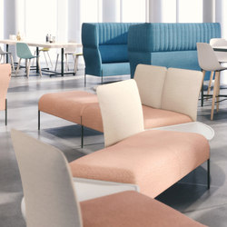 Dolly | Panca | Sofas | Estel Group