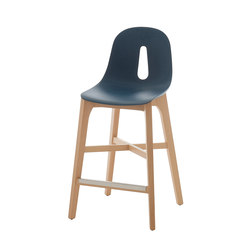 Gotham W | SG 65 | Bar stools | CHAIRS & MORE SRL