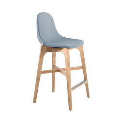 Gotham W | S SG 65 | Bar stools | CHAIRS & MORE SRL