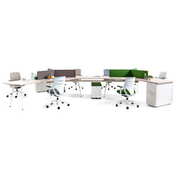 Twist Gen | Table dividers | actiu